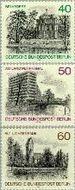 Berlin ber 578#580  1978 Gezichten op Berlijn  Postfris