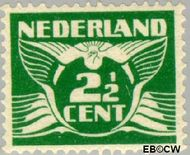 Nederland NL 174  1927 Vliegende Duif 2½ cent  Postfris