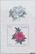 Aruba AR 542  2011 Bloemen  cent  Postfris