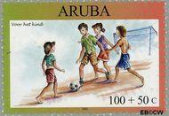 Aruba AR 312  2003 Kinderzegels 100+50 cent  Gestempeld