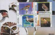 Aruba AR 347  2005 Roofvogels  cent  Gestempeld