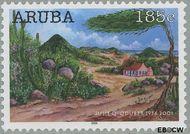 Aruba AR 357  2006 Kunst 185 cent  Gestempeld