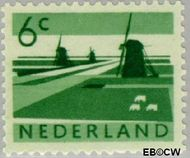Nederland NL 793  1962 Landschappen 6 cent  Gestempeld