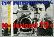 Nederland NL 1634  1995 Internationaal Jaar van de film 70 cent  Gestempeld