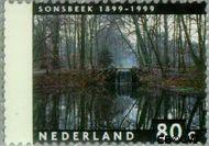 Nederland NL 1815  1999 Vier jaargetijden 80 cent  Gestempeld