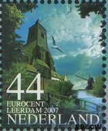 Nederland NL 2499a#  2007 Mooi Nederland- Leerdam  cent  Gestempeld