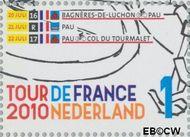 Nederland NL 2724  2010 Tour de France 1 cent  Gestempeld