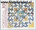 POR 1548# Postfris 1981 Tegels