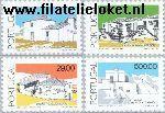 POR 1780#1783 Postfris 1989 Traditionele architectuur