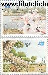POR 1859#1860 Postfris 1991 Europees jaar van het toerisme