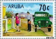 Aruba AR 191  1997 Postdienst 70 cent  Gestempeld
