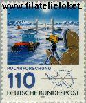 Bundesrepublik BRD 1100#  1981 Poolonderzoek  Postfris