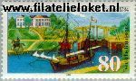Bundesrepublik BRD 1223#  1984 Schleswig-Holstein kanaal  Postfris