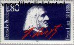 Bundesrepublik BRD 1285#  1986 Liszt, Franz  Postfris