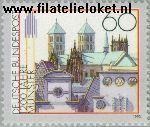 Bundesrepublik BRD 1645#  1993 Münster  Postfris