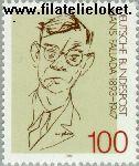 Bundesrepublik BRD 1683#  1993 Fallada, Hans  Postfris