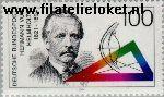 Bundesrepublik BRD 1752#  1994 Helmholtz, Hermann von  Postfris
