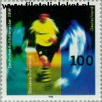 Bundesrepublik BRD 1879#  1996 Voetbalkampioen 1996- Borussia Dortmund  Postfris