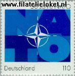 Bundesrepublik BRD 2039#  1999 N.A.T.O.  Postfris