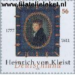 Bundesrepublik brd 2283#  2002 Kleist. Heinrich von  Postfris