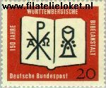 Bundesrepublik BRD 382#  1962 Bijbel  Postfris
