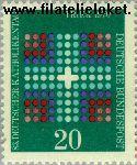 Bundesrepublik BRD 648#  1970 Katholiekendag  Postfris