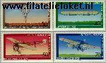 Bundesrepublik BRD 964#967  1978 Luchtvaart  Postfris