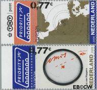 Nederland N: 2639#2640  2009 Sterrenkunde  cent  Postfris