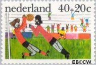 Nederland NL 1103  1976 Kindertekeningen 40+20 cent  Gestempeld
