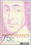 Nederland NL 1130#  1977 Spinoza, Baruch de  cent  Gestempeld