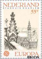 Nederland NL 1158  1978 C.E.P.T.- Monumenten 55 cent  Postfris