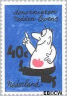 Nederland NL 1161  1978 Gezondheidszorg 40 cent  Gestempeld