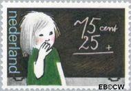Nederland NL 1170  1978 Leren 75+25 cent  Gestempeld