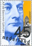 Nederland NL 1191  1980 Politici 45 cent  Postfris