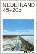Nederland NL 1216  1981 Landschappen 45+20 cent  Gestempeld