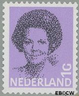 Nederland NL 1241  1982 Koningin Beatrix- Type 'Struycken' 100 cent  Gestempeld