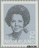 Nederland NL 1251a  1986 Koningin Beatrix- Type 'Struycken' 700 cent  Gestempeld