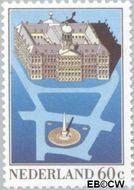 Nederland NL 1274  1982 Paleis op de Dam 60 cent  Gestempeld