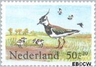 Nederland NL 1301  1984 Weidevogels 50+20 cent  Postfris