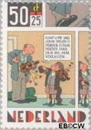 Nederland NL 1316  1984 Striptekeningen 50+25 cent  Gestempeld