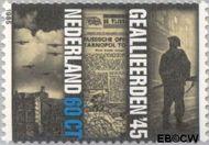 Nederland NL 1330  1985 Verzet en bevrijding 60 cent  Gestempeld