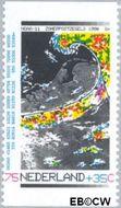 Nederland NL 1447c  1990 Het weer 75+35 cent  Gestempeld