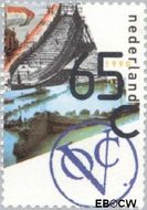 Nederland NL 1453  1990 V.O.C. schepen 65 cent  Postfris