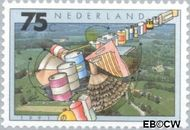 Nederland NL 1464  1991 Milieu 75 cent  Gestempeld