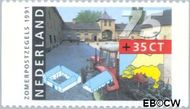Nederland NL 1471b  1991 Boerderijen 75+35 cent  Gestempeld
