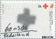 Nederland NL 1532  1992 Rode Kruis 60+30 cent  Gestempeld