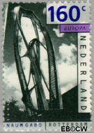 Nederland NL 1567  1993 C.E.P.T.- Hedendaagse kunst 160 cent  Gestempeld