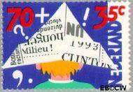 Nederland NL 1575  1993 Kind en media 70+35 cent  Gestempeld