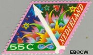 Nederland NL 1580  1993 Gereduceerd tarief 55 cent  Gestempeld