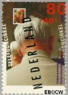 Nederland NL 1609  1994 Ouderen en telefooncirkel 80+40 cent  Gestempeld